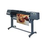 HP Designjet 5500ps 60 inch poster papier
