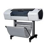 HP Designjet T1100 24 inch plotterpapier