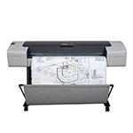 HP Designjet T1100 44 inch poster papier