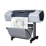 HP Designjet T1120 24 inch