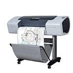 HP Designjet T1120ps 24 inch