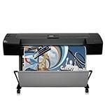 HP Designjet Z2100 44 inch poster papier