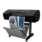 HP Designjet Z2100ps 24 inch plotterpapier