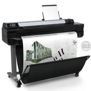 HP Designjet T520 36 inch canvas
