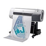 Canon ImagePROGRAF iPF720 36 inch plotterpapier