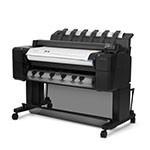 HP Designjet T2500 36 inch plotterpapier