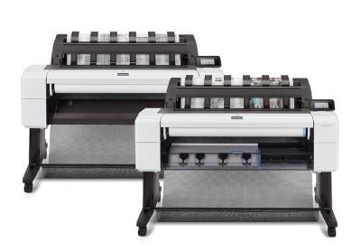 HP Designjet T1600ps dr 36 inch poster papier