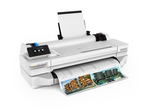 HP Designjet T125 24 inch plotterpapier