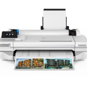 HP Designjet T125 24 inch poster papier