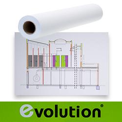 CAD Extra plotterpapier A1 Übergröße