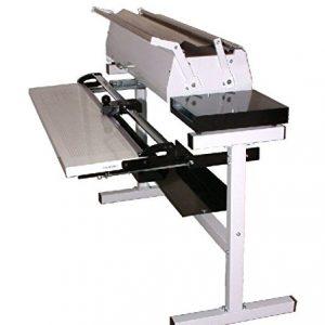 LDC1000 A0 Faltmachine und Schneidemaschine Kombination